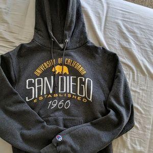 Champion UCSD Hoodie Sz XS
